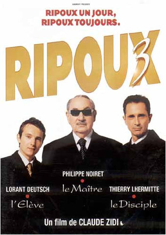 Ripoux 3 DVD Movie