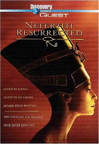 Discovery Channel - Nefertiti Resurrected DVD Movie