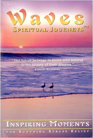 Waves: Spiritual Journeys - Inspiring Moments DVD Movie