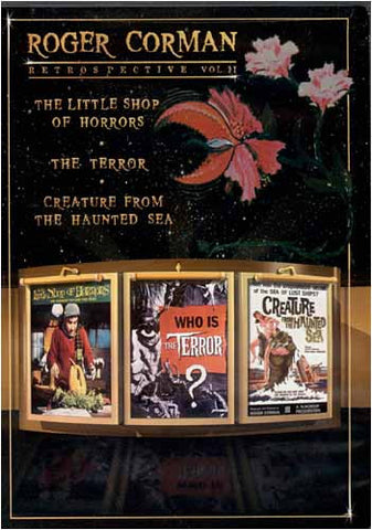 The Roger Corman Retrospective Vol. 2 DVD Movie