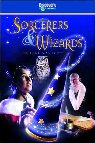 Discovery Channel - Sorcerers and Wizards - Real Magic DVD Movie