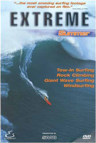 Extreme Summer DVD Movie