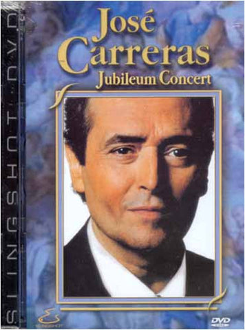 Jose Carreras - Jubileum Concert DVD Movie