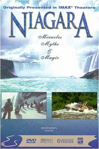 Niagara - Miracles, Myths and Magic (Large Format) DVD Movie