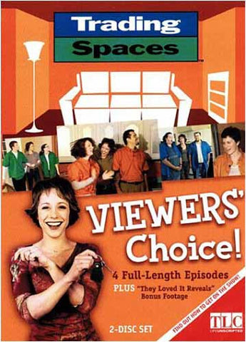 Trading Spaces - Viewers Choice! DVD Movie