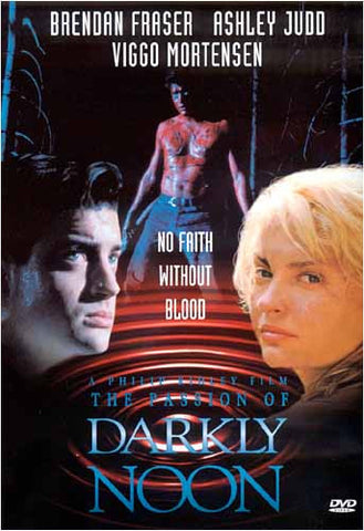 The Passion of Darkly Noon DVD Movie