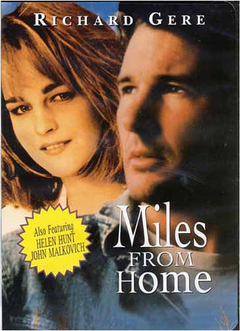 Miles from Home DVD Movie