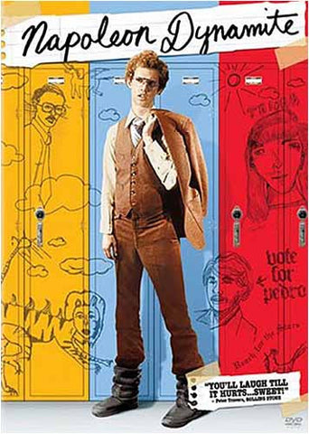 Napoleon Dynamite (Fullscreen And Widescreen) DVD Movie