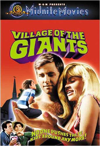Village of the Giants DVD Movie