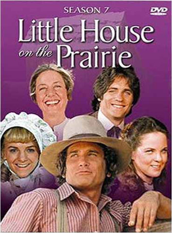 Little House on the Prairie - The Complete Season 7 (Boxset) DVD Movie