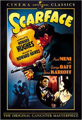 Scarface (Cinema Classics) (Howard Hawks)