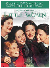 Little Women (Classic Masterpiece Book and DVD Set) (Boxset)