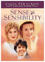 Sense and Sensibility (Classic Book and DVD Set) (Boxset)