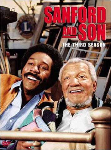 Sanford and Son - The Third Season (Boxset) DVD Movie
