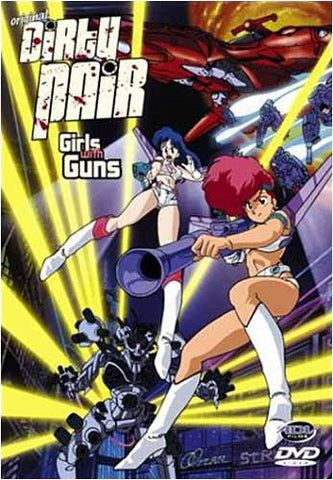 Original Dirty Pair - Girls With Guns DVD Movie
