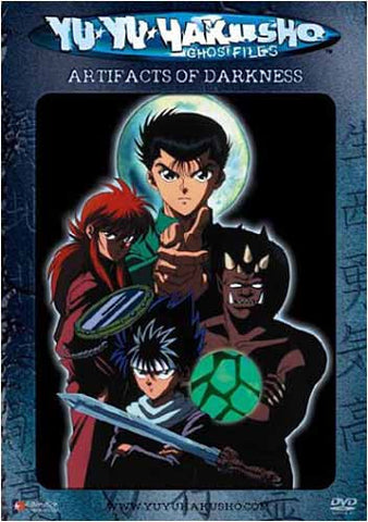 Yu Yu Hakusho Ghost files - Volume 2: Artifacts of Darkness (Uncut Version)(Japanimation) DVD Movie