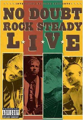 No Doubt - Rock Steady Live DVD Movie