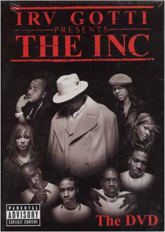Irv Gotti Presents The Inc. DVD Movie