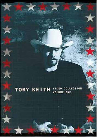 Toby Keith - The Video Collection, Vol. 1 DVD Movie