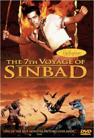 7th Voyage of Sinbad DVD Movie