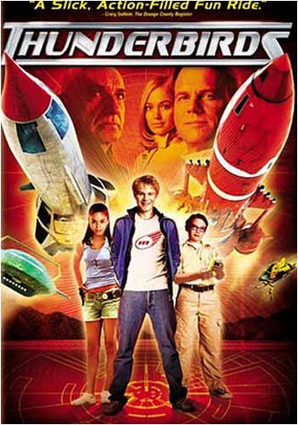 Thunderbirds (Fullscreen) (Bilingual) DVD Movie