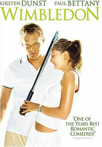 Wimbledon (Bilingual) DVD Movie