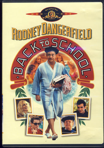 Back To School DVD Movie