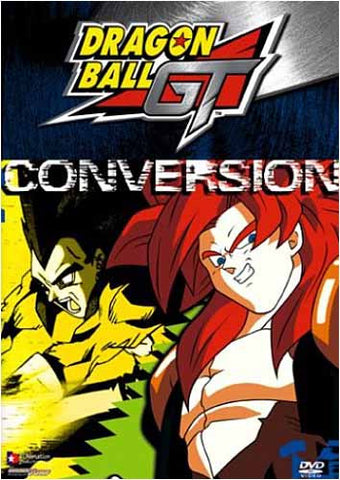 Dragon Ball GT - Conversion (Vol. 14) DVD Movie