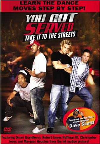 You Got Served - Take It to the Streets DVD Movie