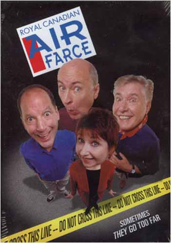 Royal Canadian Air Farce - Do Not Cross This Line DVD Movie