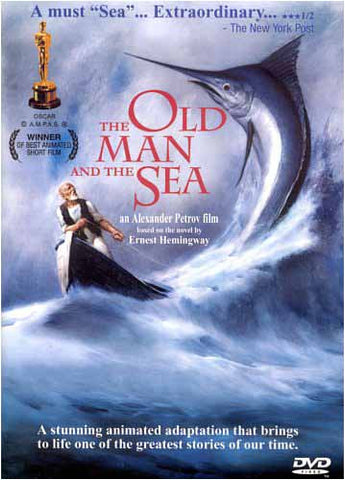 The Old Man and the Sea (Animated) DVD Movie