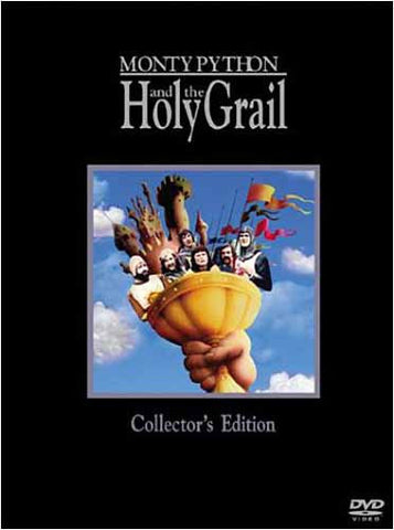 Monty Python and the Holy Grail - Collector's Edition (Boxset) DVD Movie