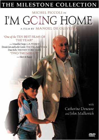 I m Going Home DVD Movie