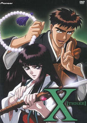 X - Three (TV Series, Vol. 3)