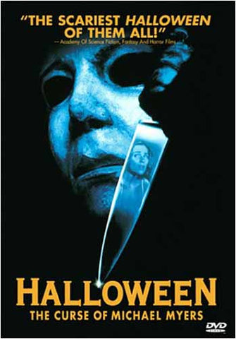 Halloween - The Curse of Michael Myers DVD Movie