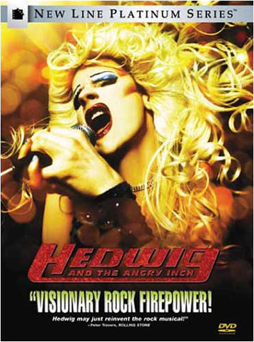 Hedwig and the Angry Inch (New Line Platinum Series) DVD Movie