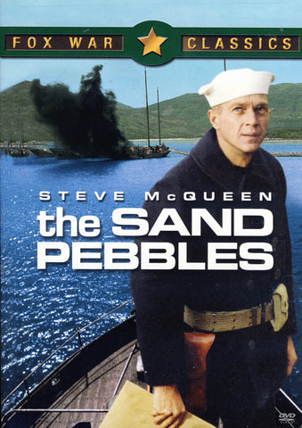 The Sand Pebbles DVD Movie