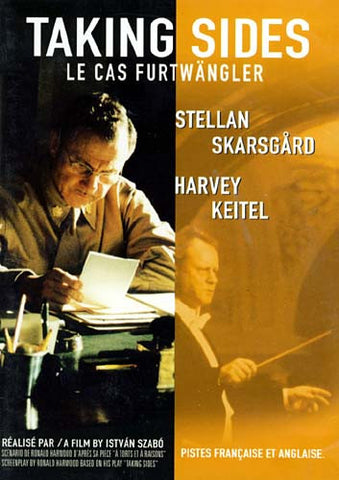 Taking Sides - Le Cas Furtwangler DVD Movie