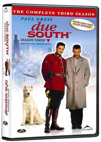 Due South - Season 3 (Boxset) DVD Movie