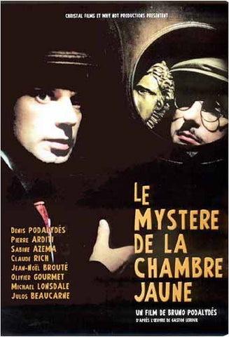 Le Mystere de la Chambre Jaune DVD Movie