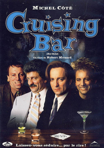 Cruising Bar / Meet Market (Bilingual) DVD Movie