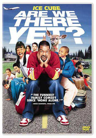 Are We There Yet? DVD Movie