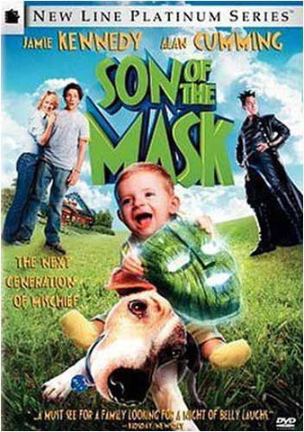 Son of the Mask (Bilingual) DVD Movie