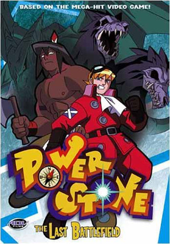 Power Stone - The Last Battlefield (Vol. 6) DVD Movie