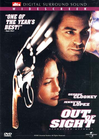 Out of Sight (DTS) (Widescreen) DVD Movie