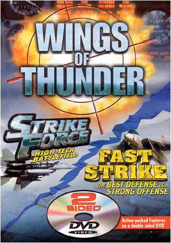 Wings of Thunder - Strike Force/Fast Strike (Double Feature) DVD Movie