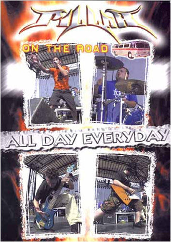 Pillar: All Day Everyday - On the Road DVD Movie
