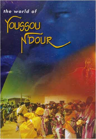 The World of Youssou N'Dour DVD Movie