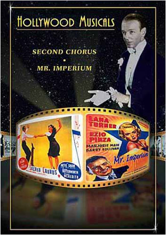 Hollywood Musicals - Second Chorus / Mr. Imperium (Double Feature) DVD Movie