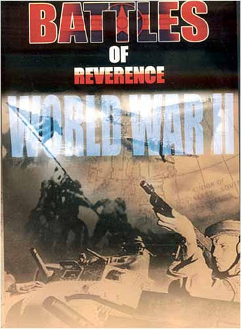Battles of Reverence: World War II (Boxset) DVD Movie